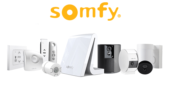 Somfy Home Automation With Diy Blinds X Somfy